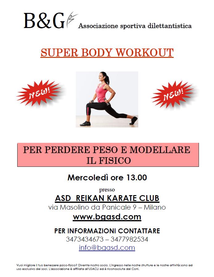 Super Body Workout
