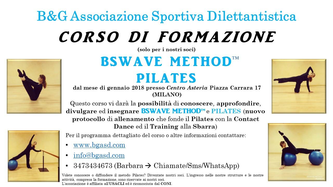 Corso di formazione Bswave Method