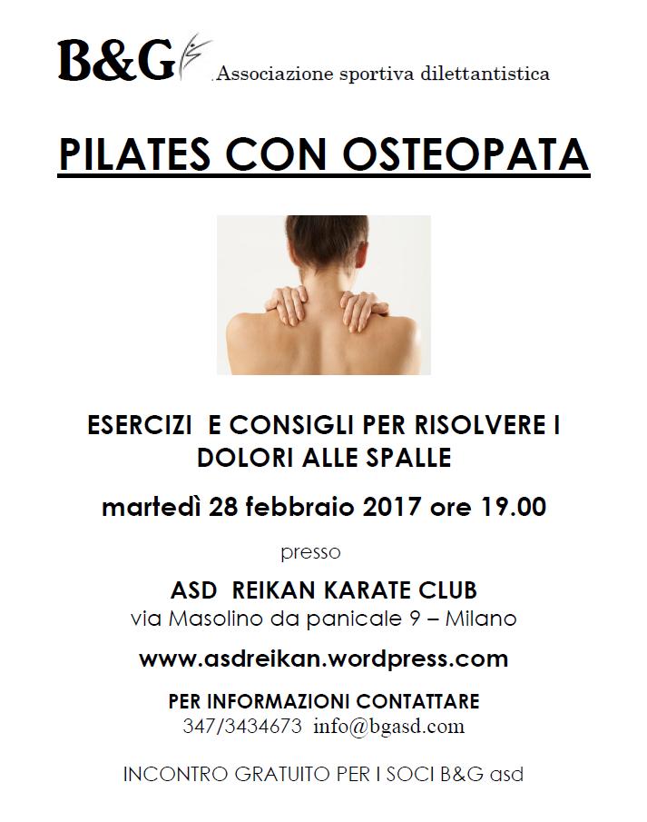 Pilates con osteopata